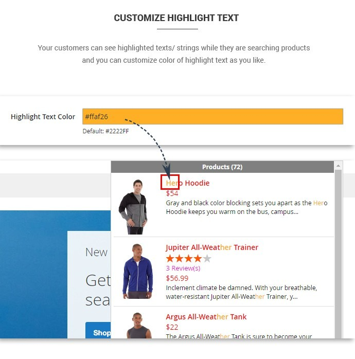 Ajax Search Magento 2