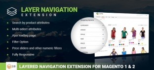 Layered Navigation Extension for Magento 2