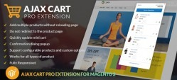 Ajax Cart Pro Extension for Magento 2