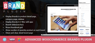 Plugin Advanced WooCommerce Brands
