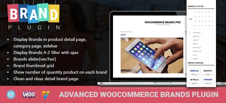 Advanced WooCommerce Brands