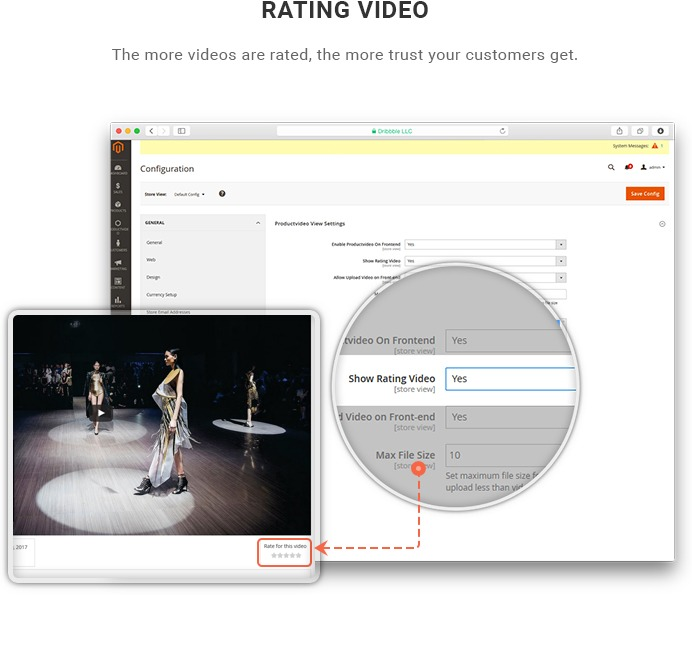 Product Video Extension For Magento 2