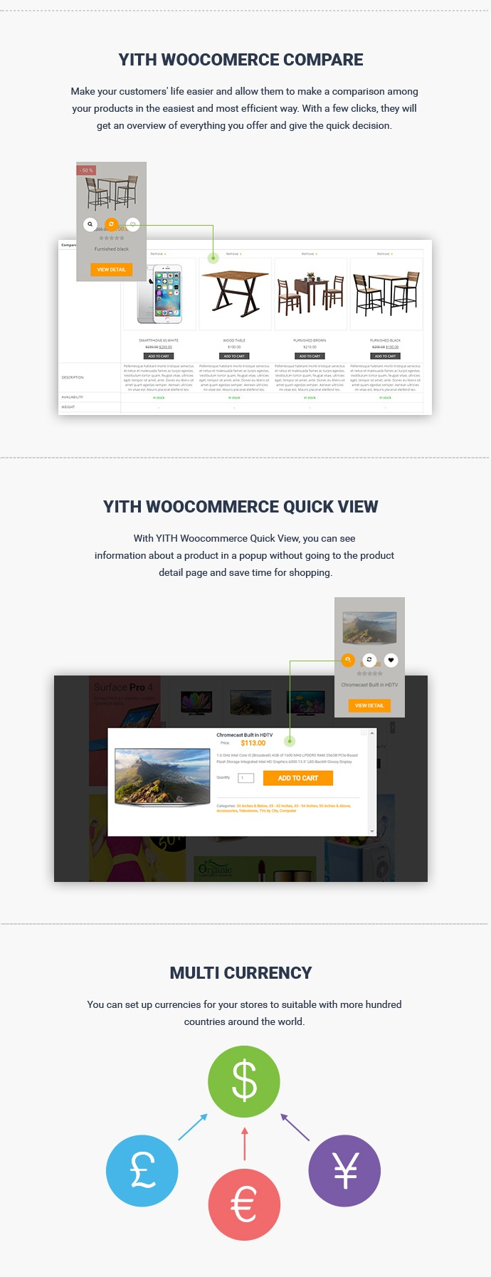 MultiStores - WordPress WooCommerce Theme Support Multiple Stores With Multiple Vendor Packages
