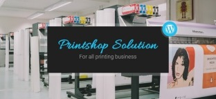Wordpress PrintStore Websites with Online Designer Packages