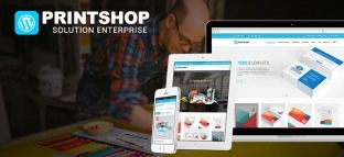 WordPress PrintShop Solution