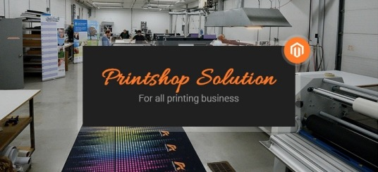 Magento PrintMart Solution Enterprise Package