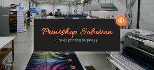 Magento PrintMart Solution