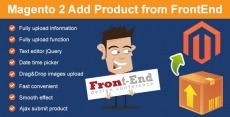 Magento 2 Add Product from FrontEnd