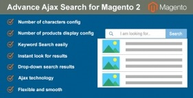 Advance Ajax Search for Magento 2