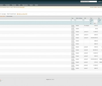 screenshots Synchronize Database Magento 2 With Vtiger CRM Extension