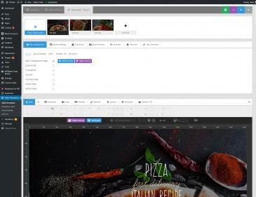 screenshots Foody - WordPress Restaurant Reservation & Food Store Website Theme