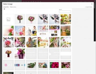 screenshots Creative Flower Woocommerce WordPress Theme
