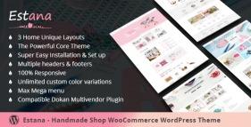 Handmade Marketplace WooCommerce WordPres Theme