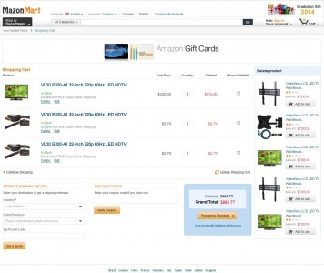 screenshots Amazon Theme Integrated Multiple Vendor Package For Magento 2