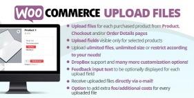 Order Upload for WooCommerce