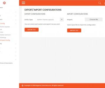 screenshots MPANEL   Magento Responsive Admin Template