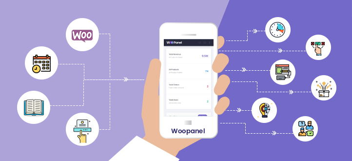 WordPress WooPanel FrontEnd Manager Plugin