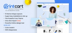 WordPress Printcart Theme