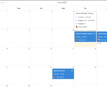 screenshots WP Appointment Booking & Scheduling
