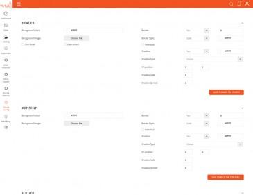 screenshots Magento 2 Responsive Admin Template