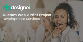Custom Web 2 Print Project Development Services