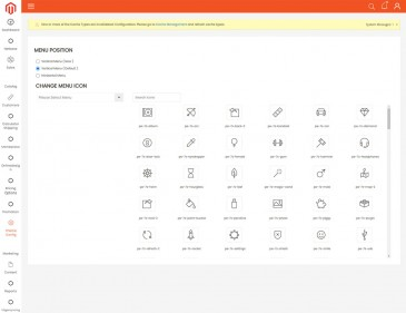 screenshots Marketplace Sale & Marketing for Magento