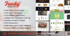 SushiFoo - Sushi Restaurant WordPress Themes