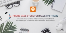 Phone Case Store For Magento Theme