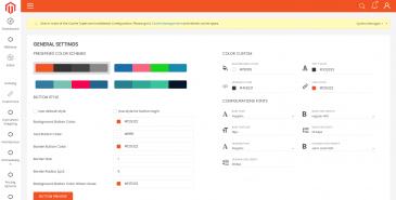 screenshots Business Card Printing For Magento Theme