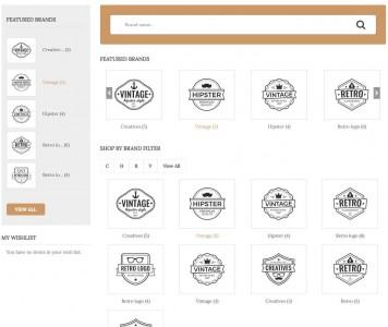 screenshots Magento Wedding Card Printing Theme