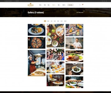 screenshots RestaFoo - WordPress Themes For Restaurant