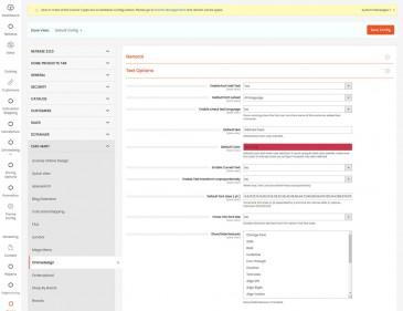 screenshots 3D Printing Website Template