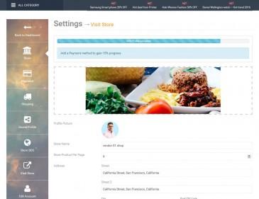 screenshots WOO POS | WooCommerce Point of Sales Development