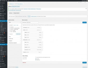 screenshots Blognew – Event Management WordPress Blog Theme
