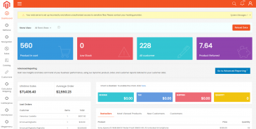 screenshots Powerful Storefront With Magento 2 Marketplace Theme Packages