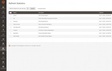 screenshots Help Desk - Multistore Marketplace Magento 2