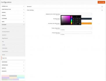 screenshots Omni Channels - Multistore Marketplace Magento 2