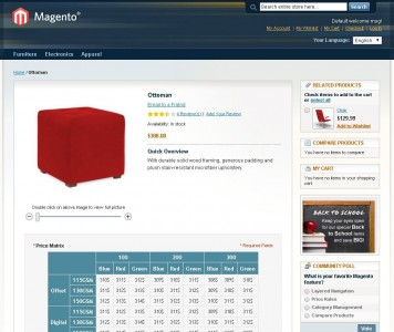 screenshots M2 PRICING | Magento 2 Dynamic Pricing Extension