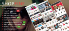 Shopfine - Responsive Multipurpose VirtueMart Template