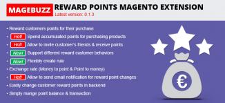 Reward Points Magento Extension - MageBuzz