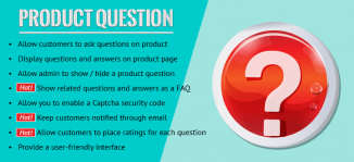 Product Question Magento Extension - MageBuzz
