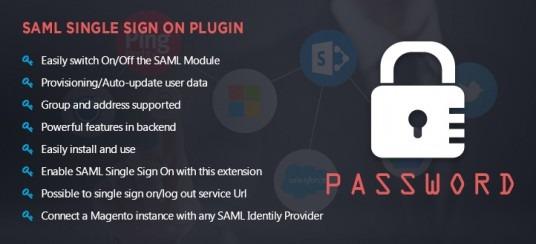 SAML Single Sign On Magento Extension - Sixto Martin
