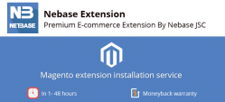 Magento Extension Installation Service