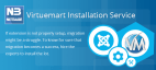 Joomla Virtuemart Extension Installation