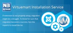 Joomla Virtuemart Extension Installation