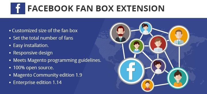 Facebook Fanbox Magento Extension