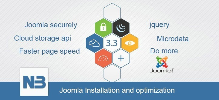 Joomla Installation and Optimization