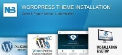 Wordpress Theme Demo Installation Pack