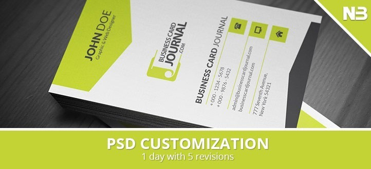 PSD Customization