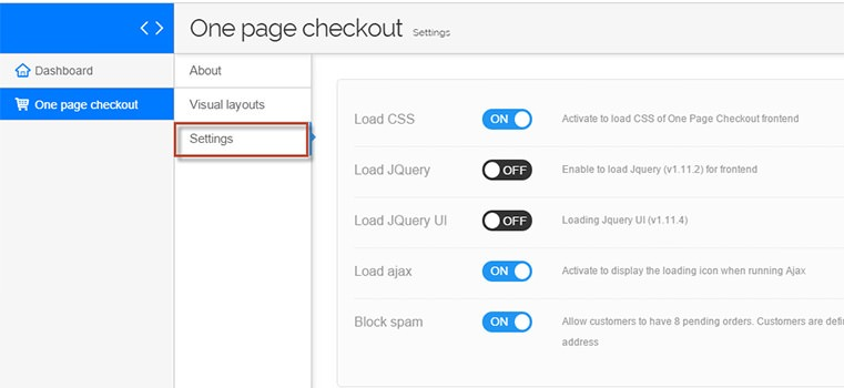 How to setting One page checkout for Virtuemart? | Cmsmart